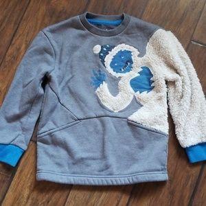 Little boys sweatshirt. Size 4/5.